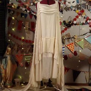 Modcloth Lush Cloud 9 Dress (M)